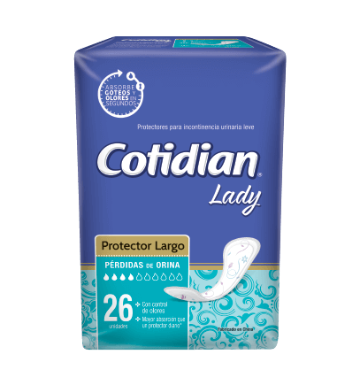 575305b541e Cotidian Lady Protector Largo - Cotidian Chile